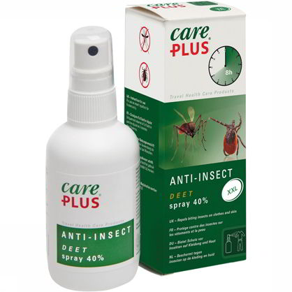 Anti-Insect Spray 200ml - 40% deet