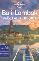 Lonely Planet Bali Lombok reisgids