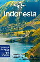 Lonely Planet Indonesië reisgids