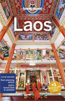 Lonely Planet Laos reisgids